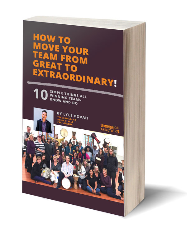 Free E-Book: How To Move Your Team From Great To Extraordinary!